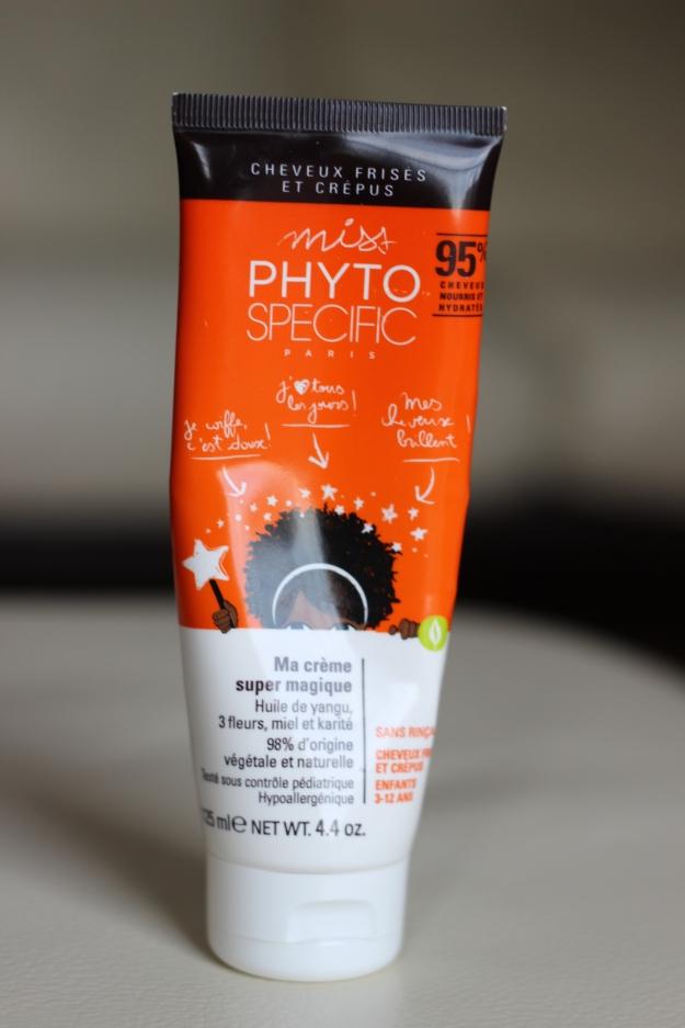 """Nous avons testé """" Ma crème super magique"""" de Miss Phyto Specific !!!"""